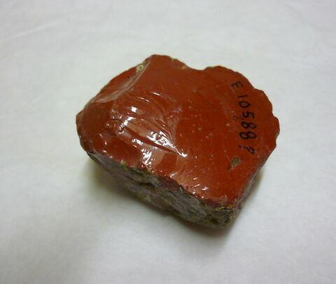 minéral ; fragment