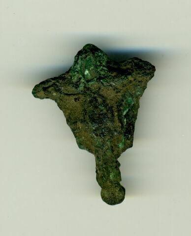 élément d'incrustation de statue
