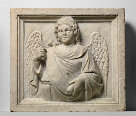 L'Ange, symbole de l'évangéliste saint Matthieu