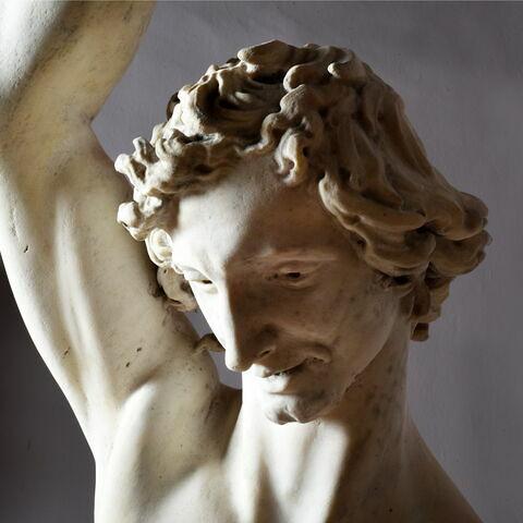 détail © 2018 Musée du Louvre / Alain Szczuczynski