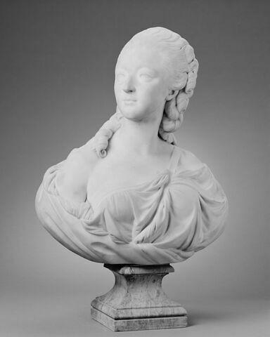 Madame du Barry (née Marie Jeanne bécu) (1743-1793)