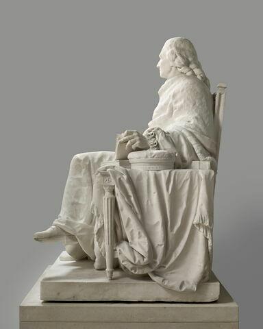 profil gauche © 2017 RMN-Grand Palais (musée du Louvre) / Tony Querrec