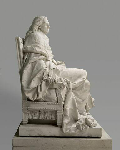 profil droit © 2017 RMN-Grand Palais (musée du Louvre) / Tony Querrec