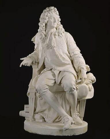 Montausier (Charles de Sainte-Maure duc de) (1610-1690) gouverneur de Dauphin (1661-1711)