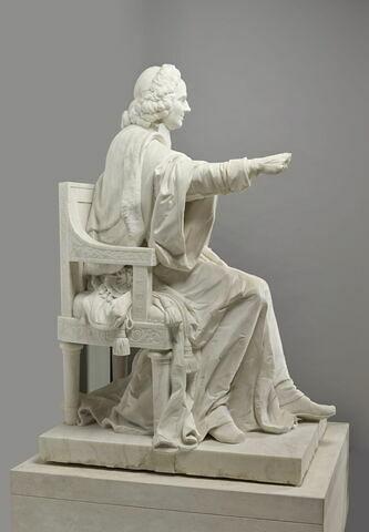 profil droit © 2017 RMN-Grand Palais (musée du Louvre) / Stéphane Maréchalle