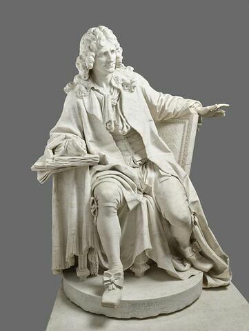 Jean-Baptiste Poquelin, dit Molière (1622-1673) écrivain et comédien
