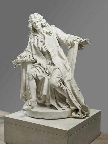 trois quarts gauche © 2017 RMN-Grand Palais (musée du Louvre) / Stéphane Maréchalle