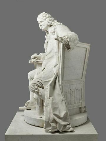 profil gauche © 2017 RMN-Grand Palais (musée du Louvre) / Stéphane Maréchalle