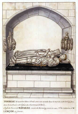 © Musée du Louvre / Sculptures du Moyen Age, de la Renaissance et des temps modernes