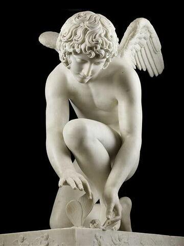 face, recto, avers, avant ; détail © 2012 Musée du Louvre / Thierry Ollivier