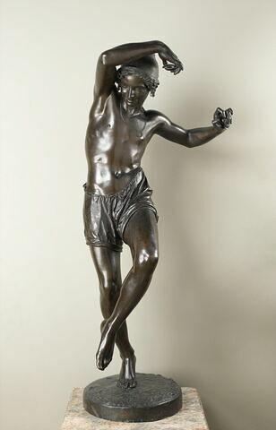 Jeune pécheur dansant la tarentelle (souvenir de Naples)