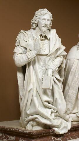 Charles de La Vieuville (Paris, v.1582 - Paris, 1653), surintendant des Finances