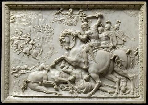 La Bataille d'Ivry et la reddition de Mantes (14 mars 1590)