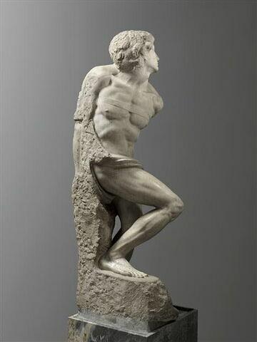 trois quarts droit © 2012 Musée du Louvre / Raphaël Chipault