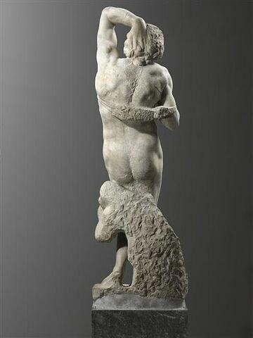 dos, verso, revers, arrière © 2012 Musée du Louvre / Raphaël Chipault