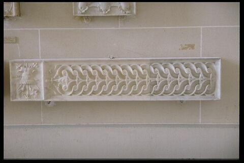 Bandeau horizontal (deuxième  partie)