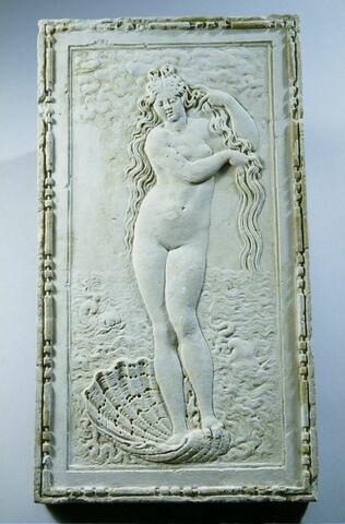 Vénus sortant de l'onde
