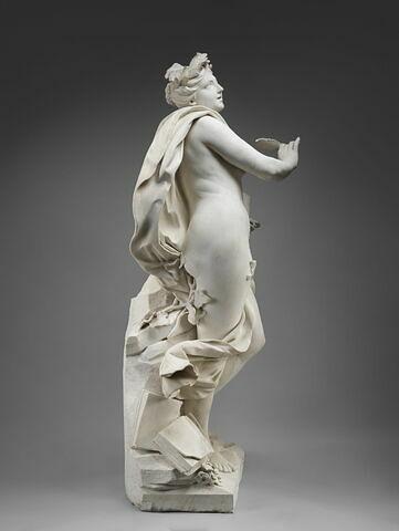 profil droit © 2020 Musée du Louvre / Thierry Ollivier