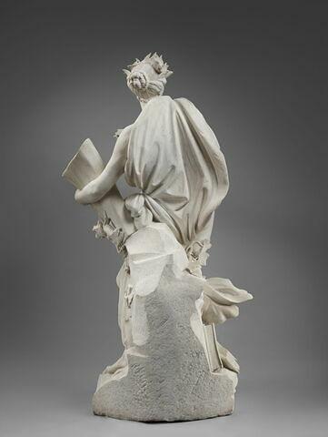 dos, verso, revers, arrière © 2020 Musée du Louvre / Thierry Ollivier