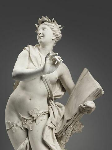 détail ; face, recto, avers, avant © 2020 Musée du Louvre / Thierry Ollivier