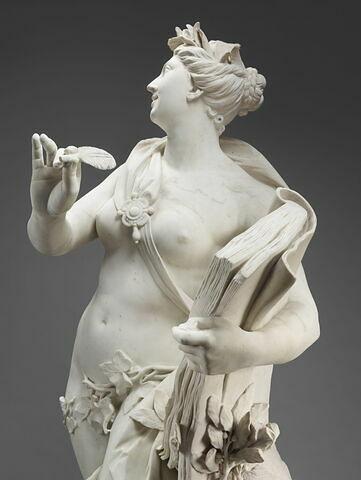 détail ; trois quarts © 2020 Musée du Louvre / Thierry Ollivier