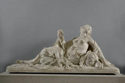 Cléopâtre mourant