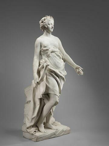 trois quarts © 2020 Musée du Louvre / Thierry Ollivier
