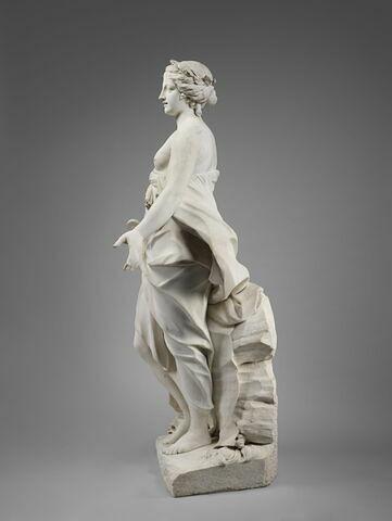 profil gauche © 2020 Musée du Louvre / Thierry Ollivier