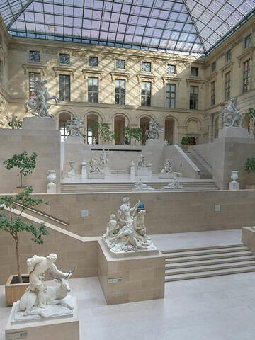 vue d'ensemble © 2020 Musée du Louvre / Hervé Lewandowski
