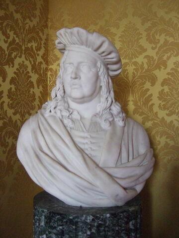 Buste de Gerard Dou (1613-1675)
