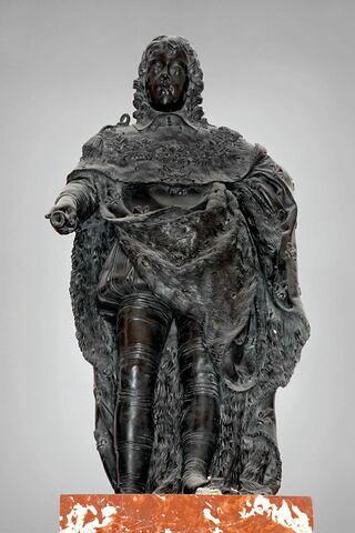 Louis XIV enfant (1638-1715), roi de France
