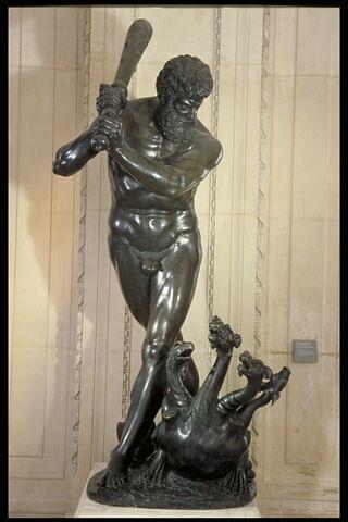 Hercule combattant l'Hydre
