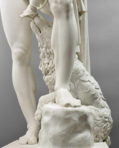 détail © 2019 RMN-Grand Palais (musée du Louvre) / Adrien Didierjean