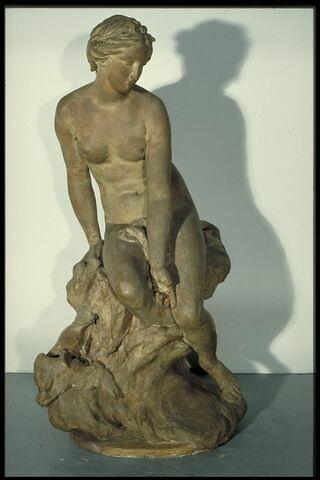 Vénus qui ordonne un message à Mercure