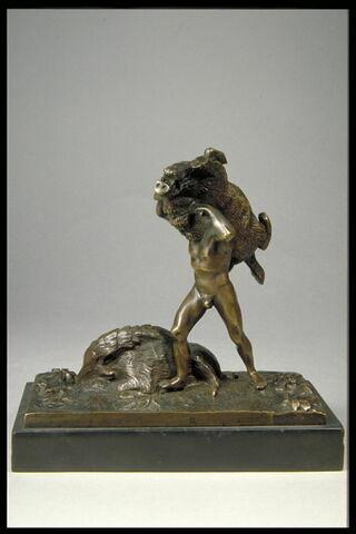 Hercule et le sanglier d'Érymanthe