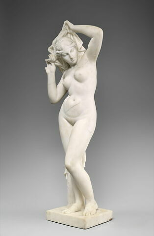 trois quarts gauche © 2019 RMN-Grand Palais (musée du Louvre) / Adrien Didierjean