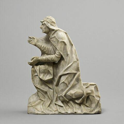 La Vierge agenouillée