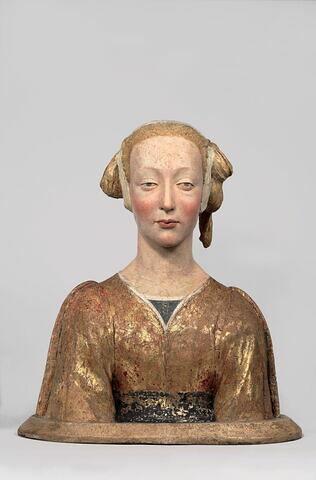 """Buste de sainte Constance dite """"la Belle Florentine"""""""