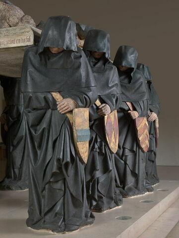 détail © 2018 Musée du Louvre / Hervé Lewandowski