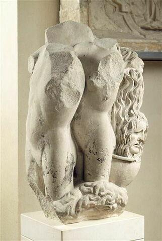 Adam et Eve et la chaudière de l'Enfer