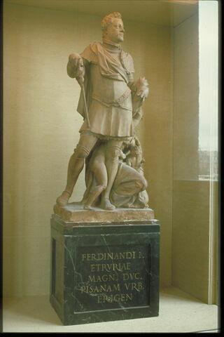 Ferdinand Ier (1551-1609), grand duc de Toscane (1587-1609), relevant de la ville de Pise