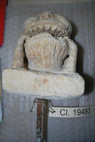 © 2007 Musée du Louvre / Sculptures du Moyen Age, de la Renaissance et des temps modernes