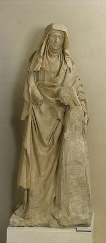 Sainte Anne éduquant la Vierge