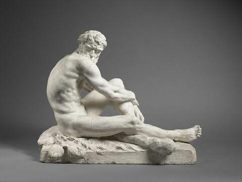 profil droit © 2019 Musée du Louvre / Thierry Ollivier