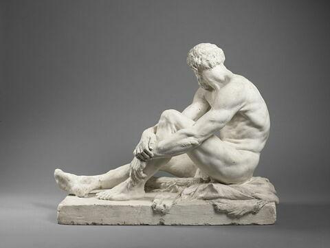 profil gauche © 2019 Musée du Louvre / Thierry Ollivier