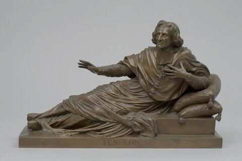 Fenelon (1651-1715) archevêque de Cambrai écrivain et précepteur du duc de bourgogne