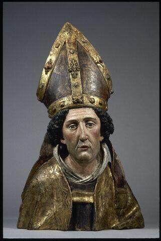 Buste d'évêque