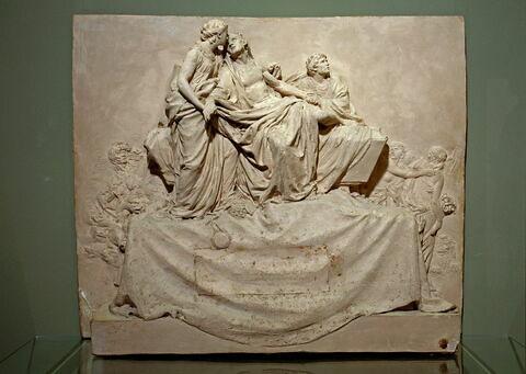 Esquisse du monument funéraire dit du prince Alexandre Mikhailovitch Golitsyne (1723-1807)