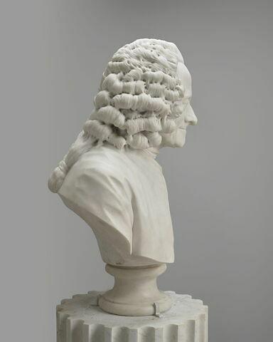 profil droit © 2018 RMN-Grand Palais (musée du Louvre) / Tony Querrec