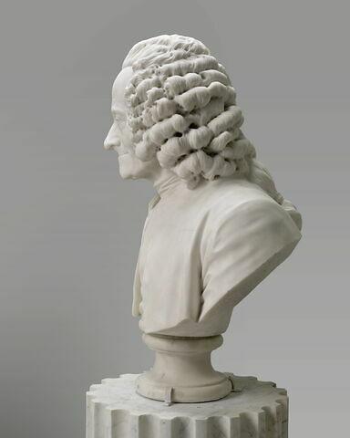 profil gauche © 2018 RMN-Grand Palais (musée du Louvre) / Tony Querrec